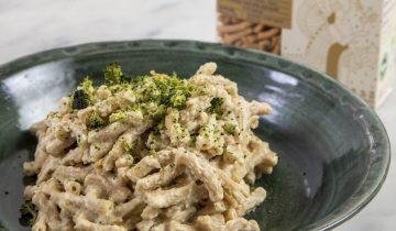 Organik Nohut Rigatoni ile Vegan Mac & Cheese